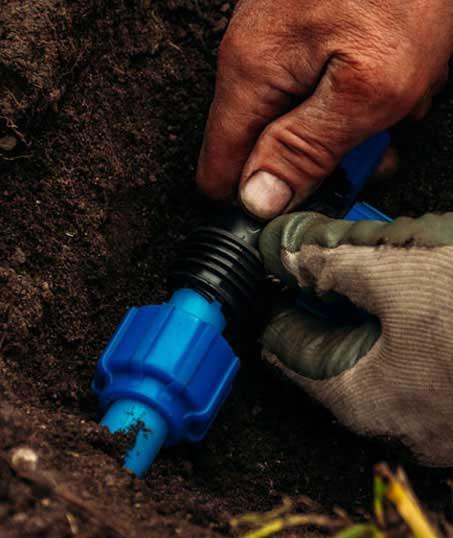 Allscapes Exteriors Ltd Irrigation Installation
