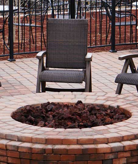 Allscapes Exteriors Ltd Outdoor Fire Pits