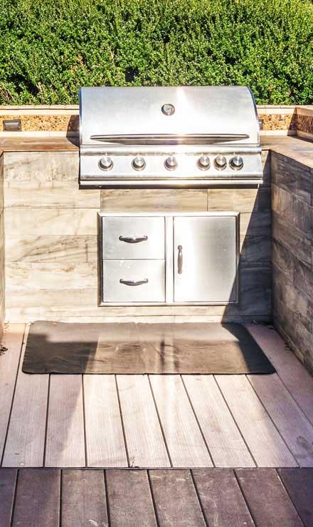 Allscapes Exteriors Ltd Outdoor Kitchen