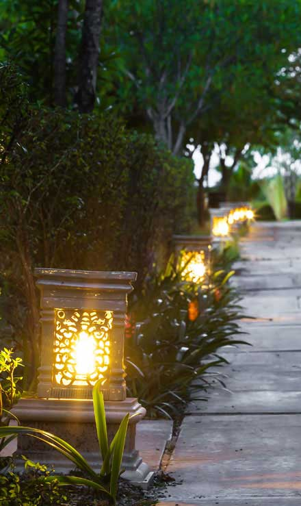 Allscapes Exteriors Ltd Residential Landscape Lighting